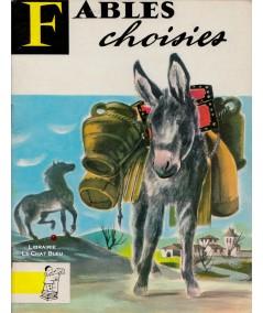 Fables choisies (La Fontaine) - Contes du Gai Pierrot N° 25