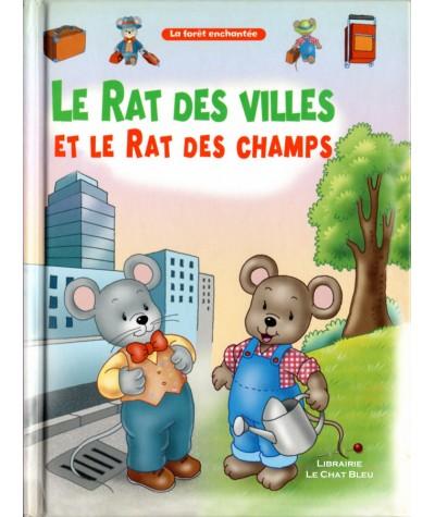 Le Rat des villes et le Rat des champs - La forêt enchantée - Maxi-Livres