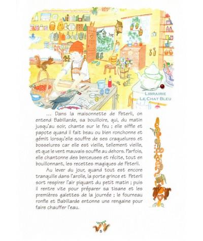 Peterli Leckerli (Karen J. Chalonge) - Histoire d'un petit nain pâtissier