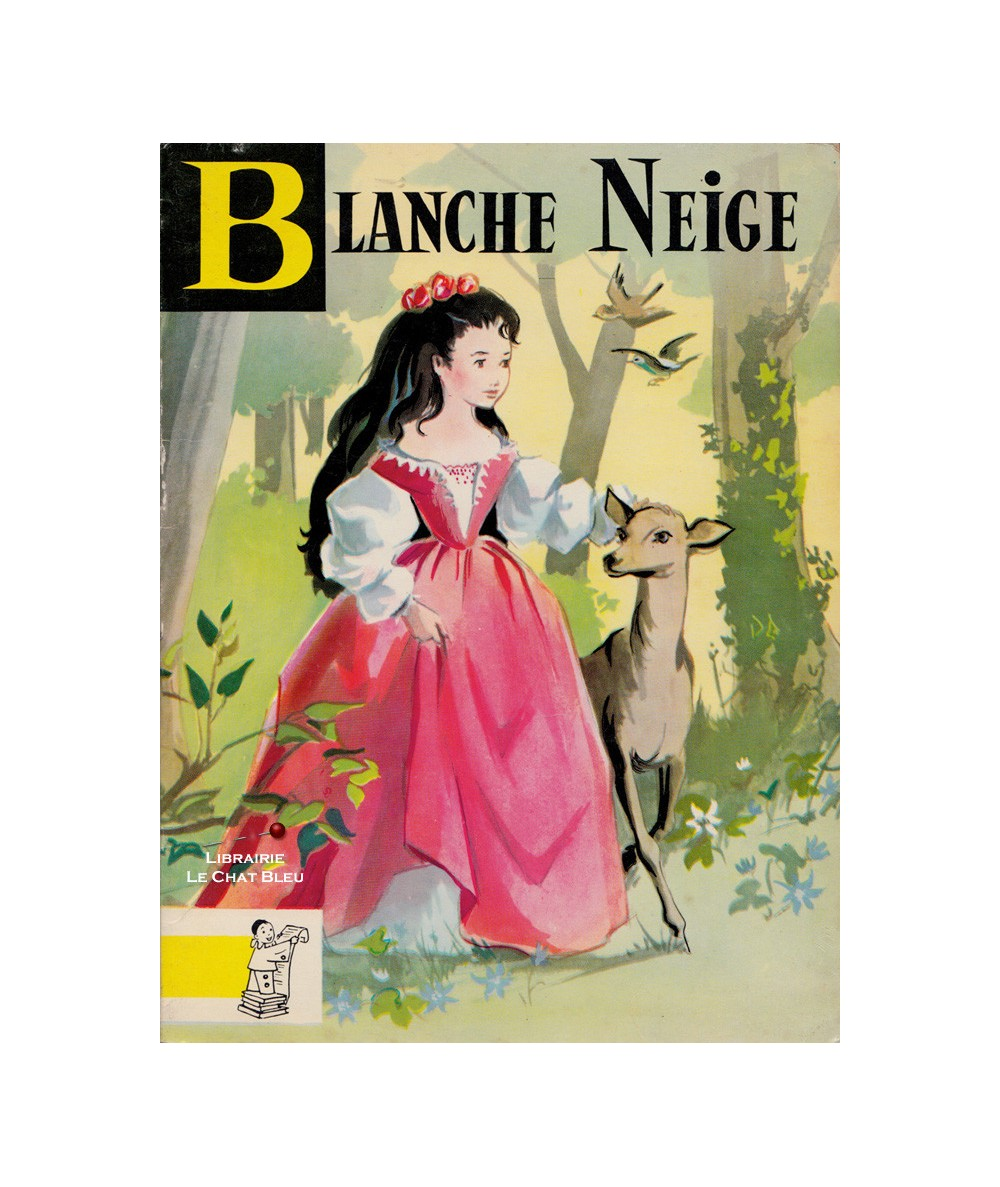 Blanche Neige Grimm Contes Du Gai Pierrot N 4