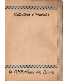 Ame d'Islam (Paul Cervières) - Collection Pierrot N° 54 - Montsouris