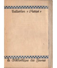 """L'extraordinaire croisière du """"Neptune"""" (André-F. Boisson) - Collection Pierrot N° 42"""