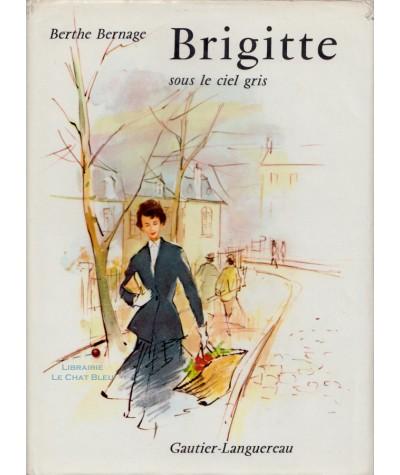 Brigitte sous le ciel gris (Berthe Bernage)