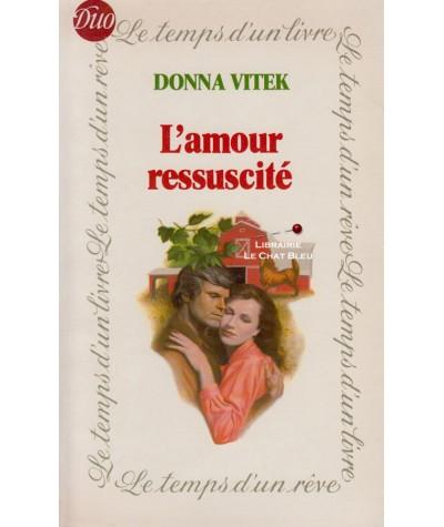 L'amour ressuscité (Donna Vitek) - DUO Le temps d'un livre N° 29
