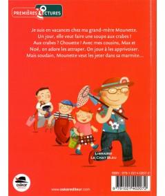 La soupe aux crabes (Quitterie Simon, Emilie Chollat) - OSKAR Editeur