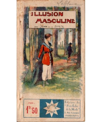 Illusion masculine (Jean de la Brète) - STELLA N° 25 - Petit Echo de la Mode