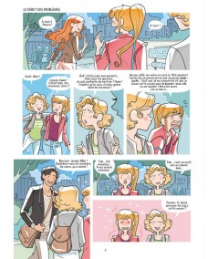 Alice et Valentine T1 : L'effet boomerang - BD Miss Jungle !