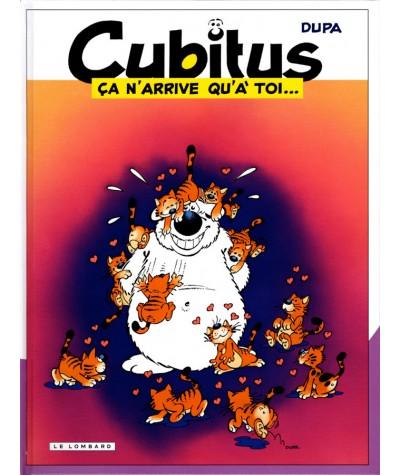 Cubitus Tome 38 : Ça n'arrive qu'à toi… (Dupa) - BD Le Lombard