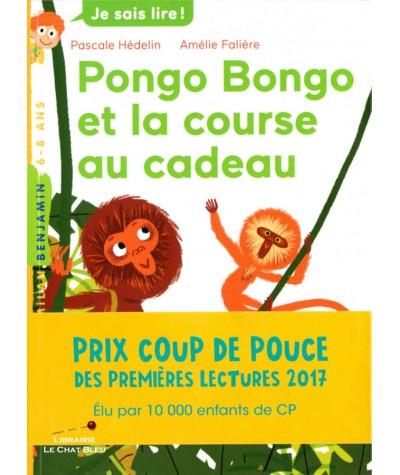 Pongo Bongo et la course au cadeau - Milan Poche Benjamin N° 139