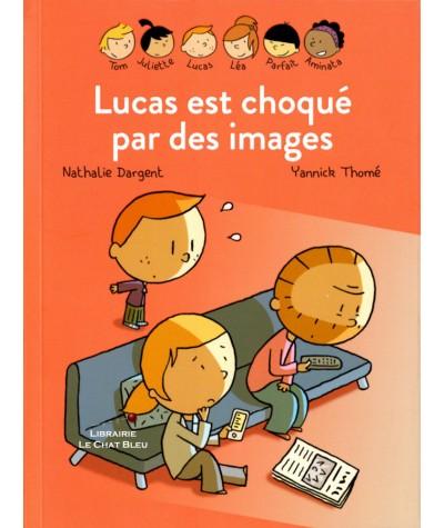 Les inséparables : Lucas est choqué par des images - MILAN Jeunesse