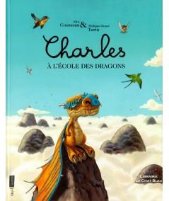 Charles à l'école des dragons - SEUIL Jeunesse