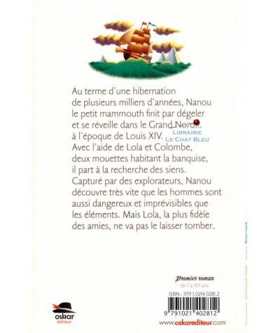 Les aventures de Nanou le petit mammouth : Panique sur la banquise - OSKAR Jeunesse - Résumé