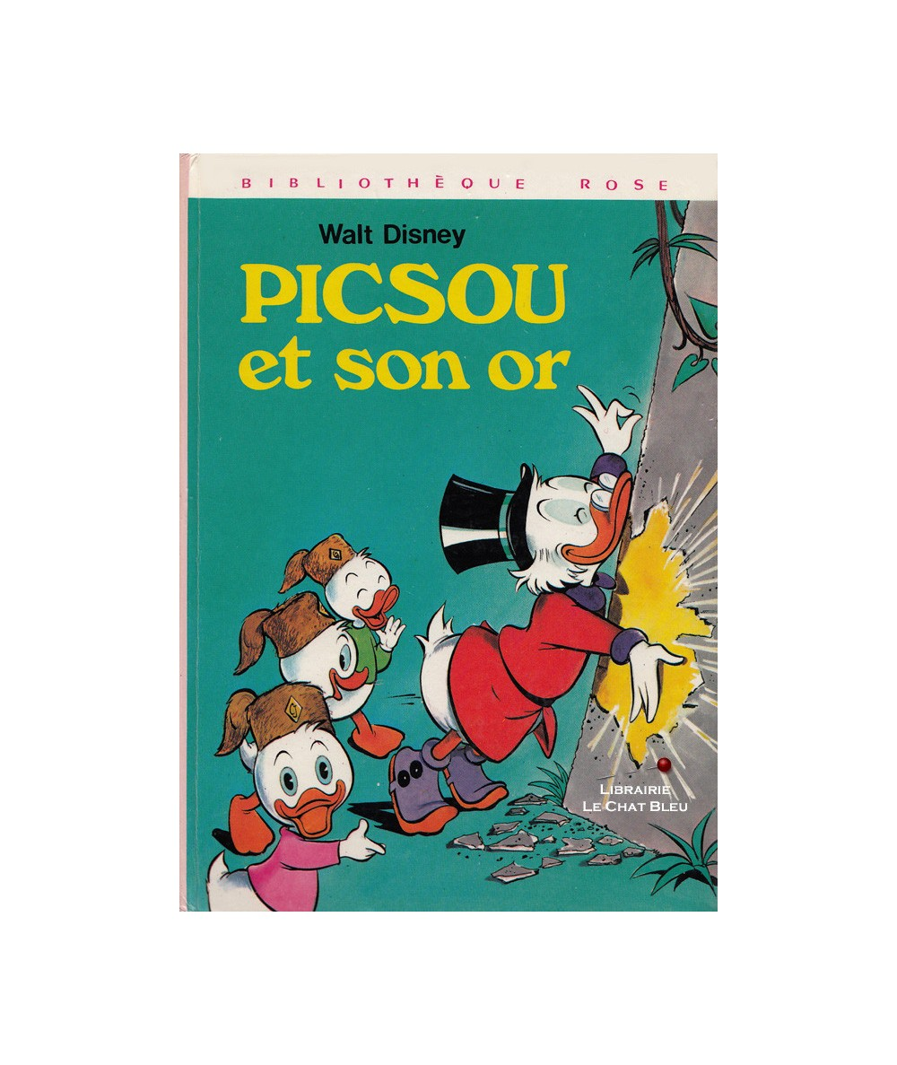 Picsou Et Son Or Walt Disney
