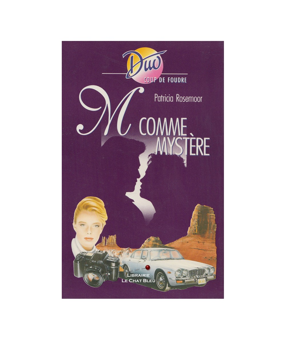 M comme mystère (Patricia Rosemoor) - Harlequin DUO Coup de foudre N° 141