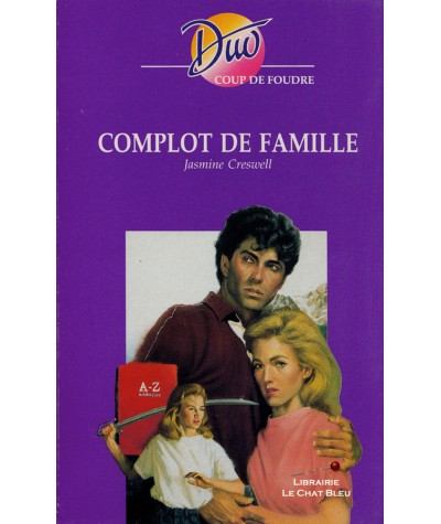 Complot de famille (Jasmine Creswell) - Harlequin DUO Coup de foudre N° 226