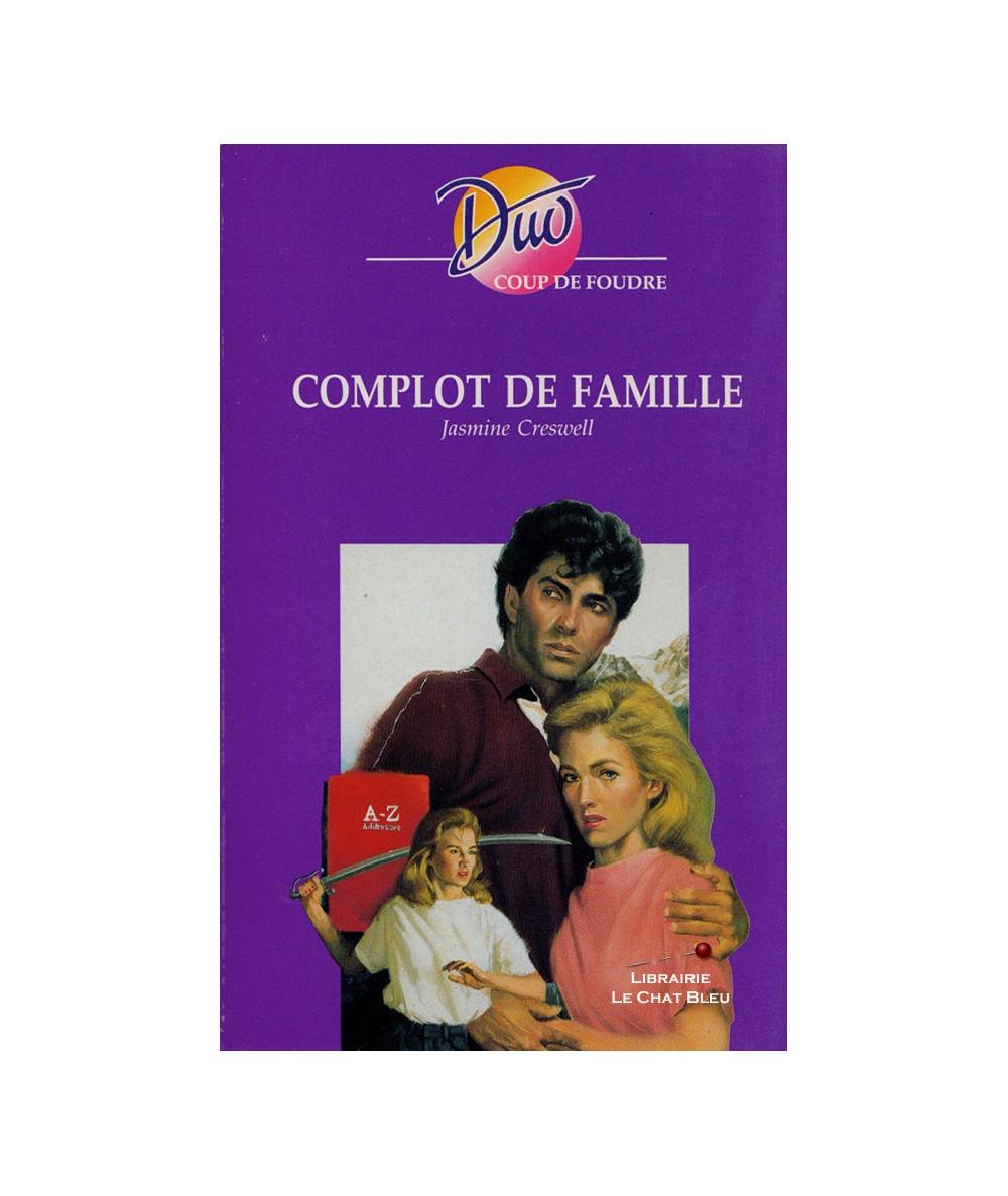 Complot de famille (Jasmine Creswell) - Harlequin DUO Coup de foudre N° 226
