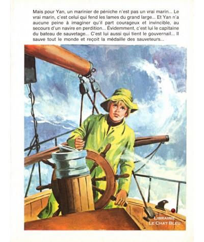 Yan marin d'eau douce (André Lefèvre) - Collection Nez au vent - Editions Touret