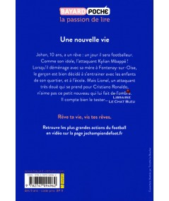 Jo, champion de foot T1 : Une nouvelle vie (Sylvain Zorzin) - BAYARD Jeunesse
