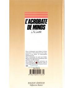 L'acrobate de Minos (L. N. Lavolle) - Collection Cascade - Rageot Editeur