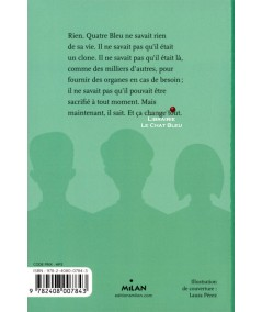 Clones en stock (Pascale Maret) - Milan Poche Junior N° 42