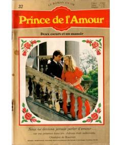 LE ROMAN EN OR N° 32 : Prince de l'Amour