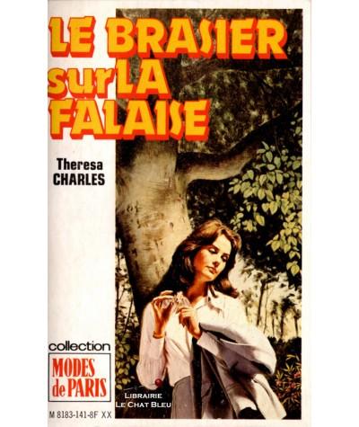 Le brasier sur la falaise (Teresa Charles) - Modes de Paris N° 141