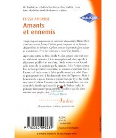 L'empire des Parks T5 : Amants et ennemis (Elissa Ambrose) - Harlequin Ambre N° 15