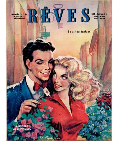 Magazine Rêves n° 398 paru en 1954 : La clé du bonheur