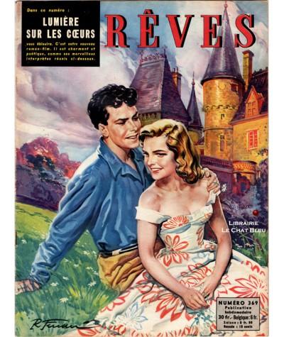 Magazine Rêves n° 369 paru en 1953