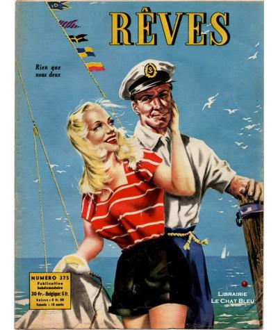 Magazine Rêves n° 375 paru en 1953 : Rien que nous deux