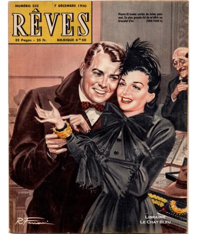 Magazine Rêves n° 232 paru en 1950