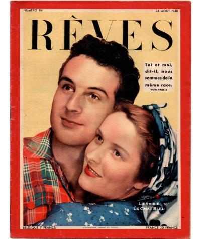 Magazine Rêves n° 114 paru en 1948
