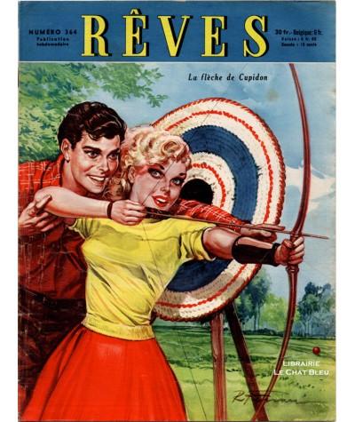 Magazine Rêves n° 364 paru en 1953 : La flèche de Cupidon