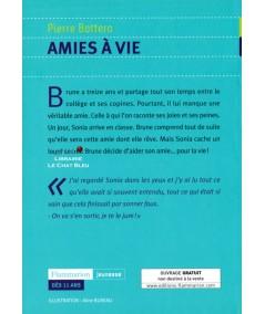 Amies à vie (Pierre Bottero) - Flammarion Jeunesse