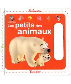 Imagier sur les petits des animaux (Nicolas Francescon) - Editions Tourbillon