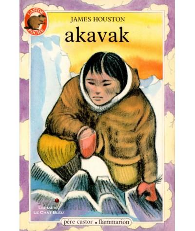 Akavak (James Houston) - Castor Poche N° 1 - Flammarion