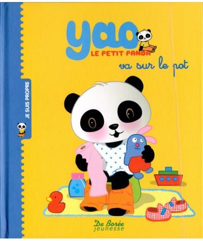 Yao le petit panda va sur le pot - De Borée Jeunesse