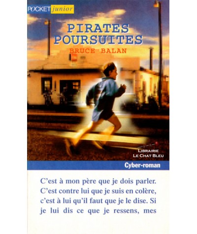 Pirates poursuites (Bruce Balan) - Pocket Junior N° 470
