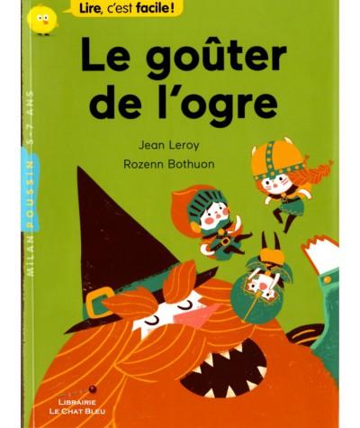 Le goûter de l'ogre (Jean Leroy, Rozenn Bothuon) - Milan Poussin N° 9