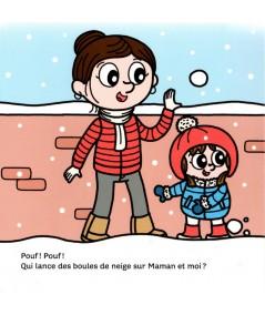 Mes Tout P'tits Docs : La neige (Charlotte Ameling, Paule Battault) - MILAN Jeunesse