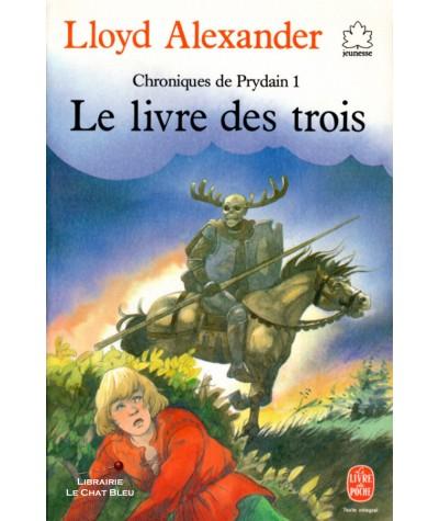 Chroniques de Prydain T1 : Le livre des trois (Lloyd Alexander) - Le livre de poche N° 218