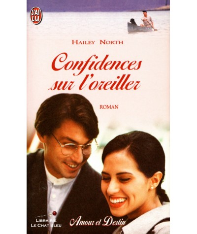 Confidences sur l'oreiller (Hailey North) - J'ai lu N° 5959