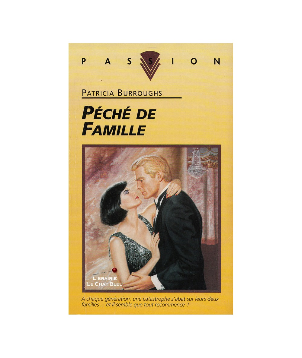 Péché de Famille (Patricia Burroughs) - Collection Passion N° 403