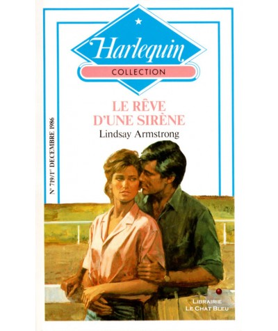 Le rêve d'une sirène (Lindsay Armstrong) - Collection Harlequin N° 719