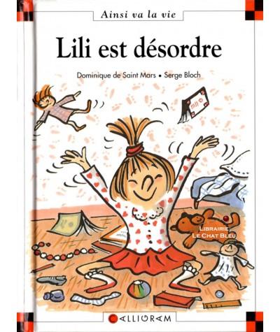 Lili est désordre (Dominique de Saint-Mars, Serge Bloch) - Ainsi va la vie N° 20