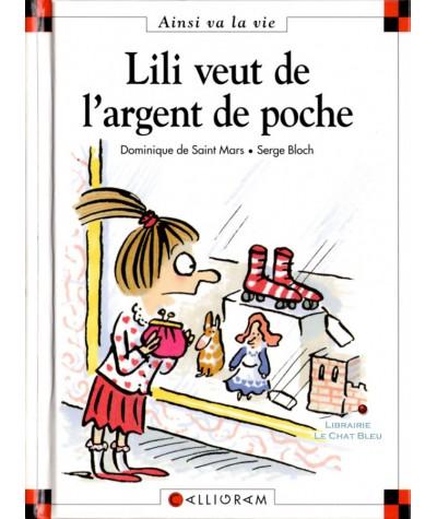 Lili veut de l'argent de poche (Dominique de Saint-Mars, Serge Bloch) - Ainsi va la vie N° 30