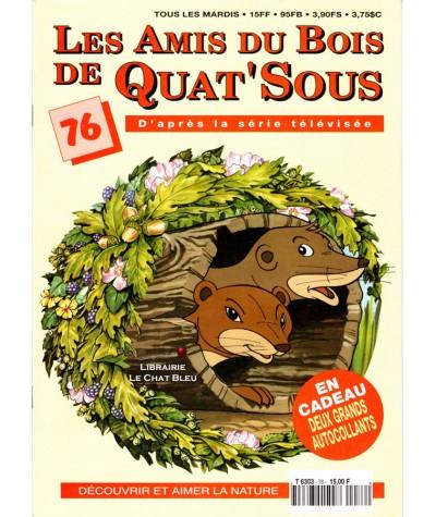 Magazine Les Amis du Bois de Quat'Sous N° 76 : Chez les corbeaux