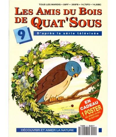 Magazine Les Amis du Bois de Quat'Sous N° 9 : Sauve qui peut ! (2)