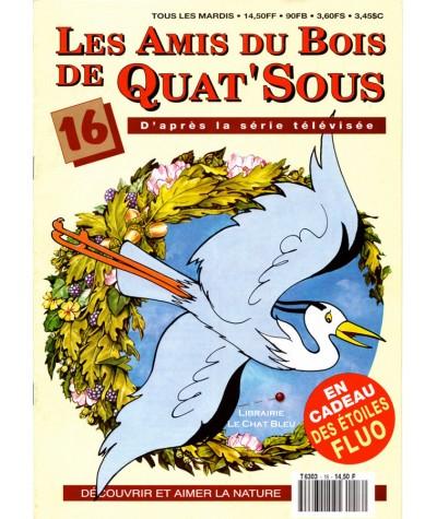 Magazine Les Amis du Bois de Quat'Sous N° 16 : La carrière de Héron (1)