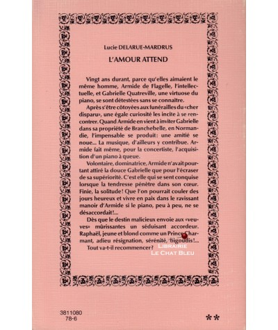 L'amour attend (Lucie Delarue-Mardrus) - Collection Nostalgie - Tallandier